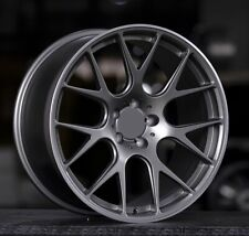 1x 20 inch FORGED F-TYPE V8 R WHEEL - CUSTOM MADE FOR MOST JAGUAR - SILVER