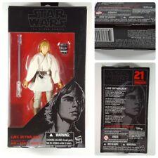STAR WARS BLACK SERIES | NIB | Luke Skywalker #21 Action Figure Figurine Hasbro