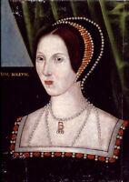 Ann Boleyn, Queen of England. Fine Art Print/Poster