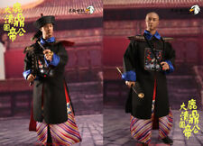 KunLun Model Qing Dynasty Imperial Bodyguard The Warlor 1//6 Clothes Accessories