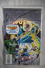 Marvel Comic Fantastic Four Watcher's Lie Issue #398