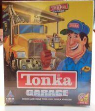 TONKA GARAGE JOE TRUCKS HASBRO WINDOWS SYSTEM REPAIR BUILD CDROM 5 & UP TOW DUMP