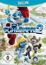 Die Schlümpfe 2 (Nintendo Wii U, 2014, DVD-Box)