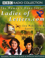 Ladies of Letters.Com 2 Cassette Audio Comedy Womans Hour Radio FASTPOST