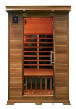 2 Person Elite Infrared Sauna Carbon Fiber Heat Saunas