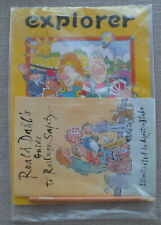 ROALD DAHL'S GUIDE TO RAILWAY SAFETY QUENTIN BLAKE ART PRES.1ST ED INTERCITY SET