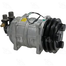 For Volvo 240 244 740 760 780 A/C Compressor with Clutch Four Seasons 58521