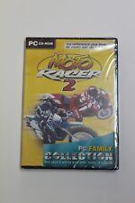 MOTO RACER 2 Pc Jeu de CD-ROM . Langue Frances, Nouvelle et Scellé