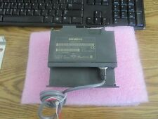 Siemens Simatic S7 PN:  6ES7 621-1AD00-6AE3 Interface Module with Cable<