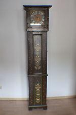 Uhr, Standuhr, Einzeiger, Seilzug, 2 Gewichte, Ankerhemmung, um 1770 #4031