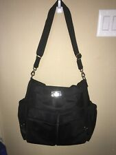 Kate Spade Blake Avenue Adamson Black Nylon Diaper Bag