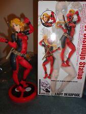 Kotobukiya Marvel: Lady Deadpool Bishoujo Statue