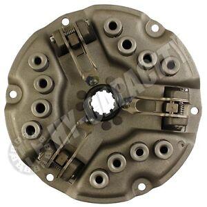 Massey Ferguson 1080 1085 Clutch Kit USA 10 Spline Pressure Plate Hub