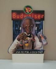 Budweiser Crypt keeper Promo Advertising display Tales From The Crypt Horror
