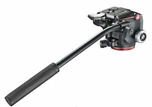 Manfrotto XPRO Fluid Head with Fluidity Selector