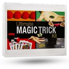 Ultimate Magic Trick Kit - Learn Over 50 Magical Effects!