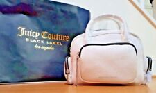 Damas/Niñas JUICY BY JUICY COUTURE Chipre Grano Blanco de Bolsillo Bolso de hombro