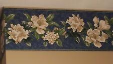Magnolia Wallpaper Border