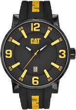 Men's Black And Yellow Caterpillar CAT Bold Watch NJ16121137
