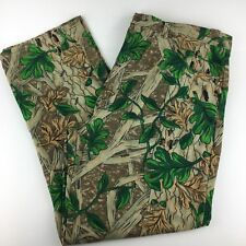 Vintage Elusive Camo Hunting Pants Waist 40 Made in the USA