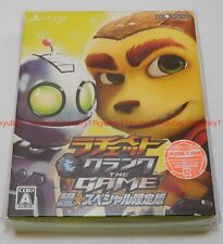 New PS4 Ratchet & Clank The Game Super Limited Edition Japan PlayStation 4