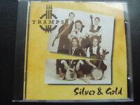 THE  TRAMPS    -     SILVER  & GOLD ,   CD   1995 ,  IRISH , CELTIC   FOLK ROCK