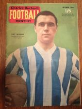 Charles Buchan's Football Monthly - Vintage 1960 Magazine - Incredible Adverts!