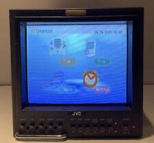 JVC Color Video Monitor TM-R9U