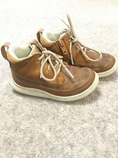 Clarks Boys Brown Boots Infant Size 5 F