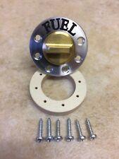 Betankungsventil mit der Aufschrift FUEL  für 4-Zylinder Motoren mit 2 Tanks
