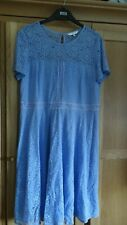 Next Lilac Lace Dress size 18 used once