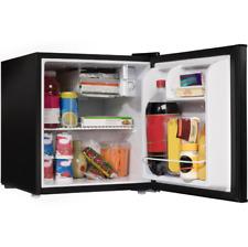Single Door Home Office Mini Fridge Black Kitchen Dorm Room Compact Refrigerator