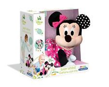 Baby Clementoni - Baby Minnie Gattona con Me Disney Peluche 17253