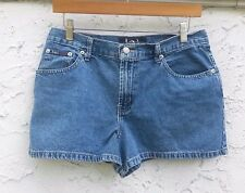 LEI Life Energy Intelligence Jean Shorts Size 11 Blue Denim