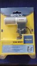 Sony ECM - MSD1 Stereomicrophon für Camcorder unbenutzt und Original Zubehör