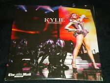 Kylie Minogue - Performance - CD Album - Daily Mail Promo - Cardboard Sleeve