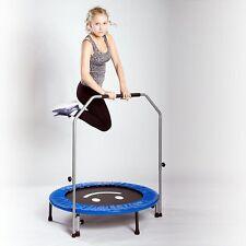 NEU ! FUNTREND24 Fitness-Trampolin 100 cm mit Haltestange