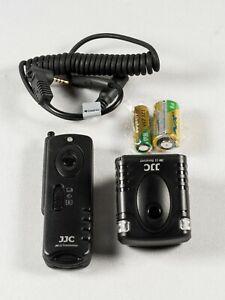 JJC Wireless Remote Control for Panasonic Lumix G9