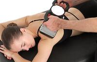 Chiropractic Medical Handheld Body Rub Back Neck Massager