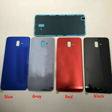 NEW Rear Back Door Battery Cover Glass Housing Case For Samsung Galaxy J6+ Plus