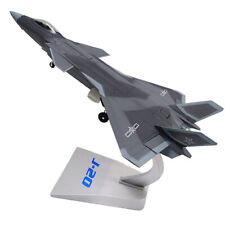 1/72 Scale Alloy J-20 Aircraft Fighter Diecast Aircraft Airplane Model Toy