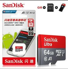 64Gb Micro SD Card - Scan Disk Brand New