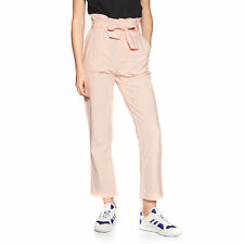 Volcom Pap Bag Pant Womens Pants Trousers - Light Peach All Sizes
