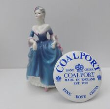 "COALPORT FIGURINE ""REGINA"" LADIES OF FASHION"