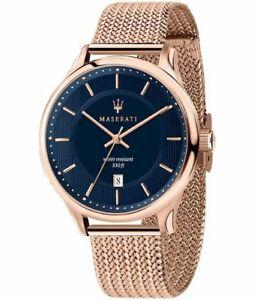 """Maserati Herrenuhr """"Gentleman"""" R8853136003"""