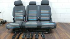 Bench VW Caddy III 2K Life Rear Seat Complete Original
