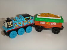 Thomas & Friends Wooden Railway Train THOMAS AND THE BEES & BUZZY BEE CAR