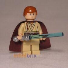 Juegos de construcción minifiguras Obi-Wan Kenobi, Star Wars