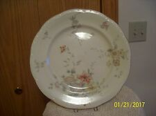 Mikasa Merrie Dinner At Eight Vintage Porcelain China Chop Serving Platter
