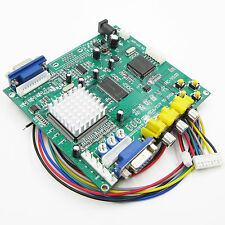 Arcade Game RGB/CGA/EGA/YUV to VGA HD-Converter Board HD9800/GBS8200